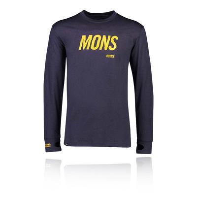 Mons Royale Yotei Tech Long Sleeve Top - AW19