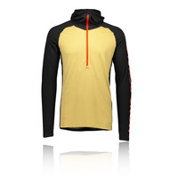 Mons Royale Checklist Long Sleeve Hooded Top