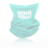 Mons Royale Double Up Neckwarmer Vertical - SS18