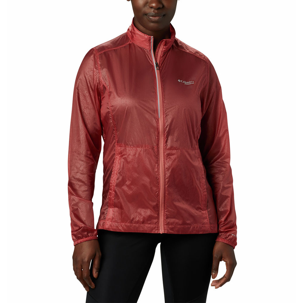 Water /& Stain Resistant Columbia Mens F.K.T Wind Jacket