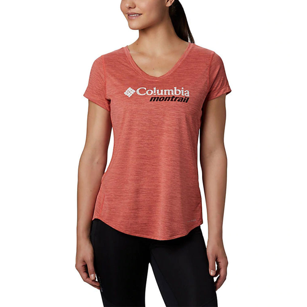 Montrail Trinity Trail II Graphic Women's T-Shirt - SS20