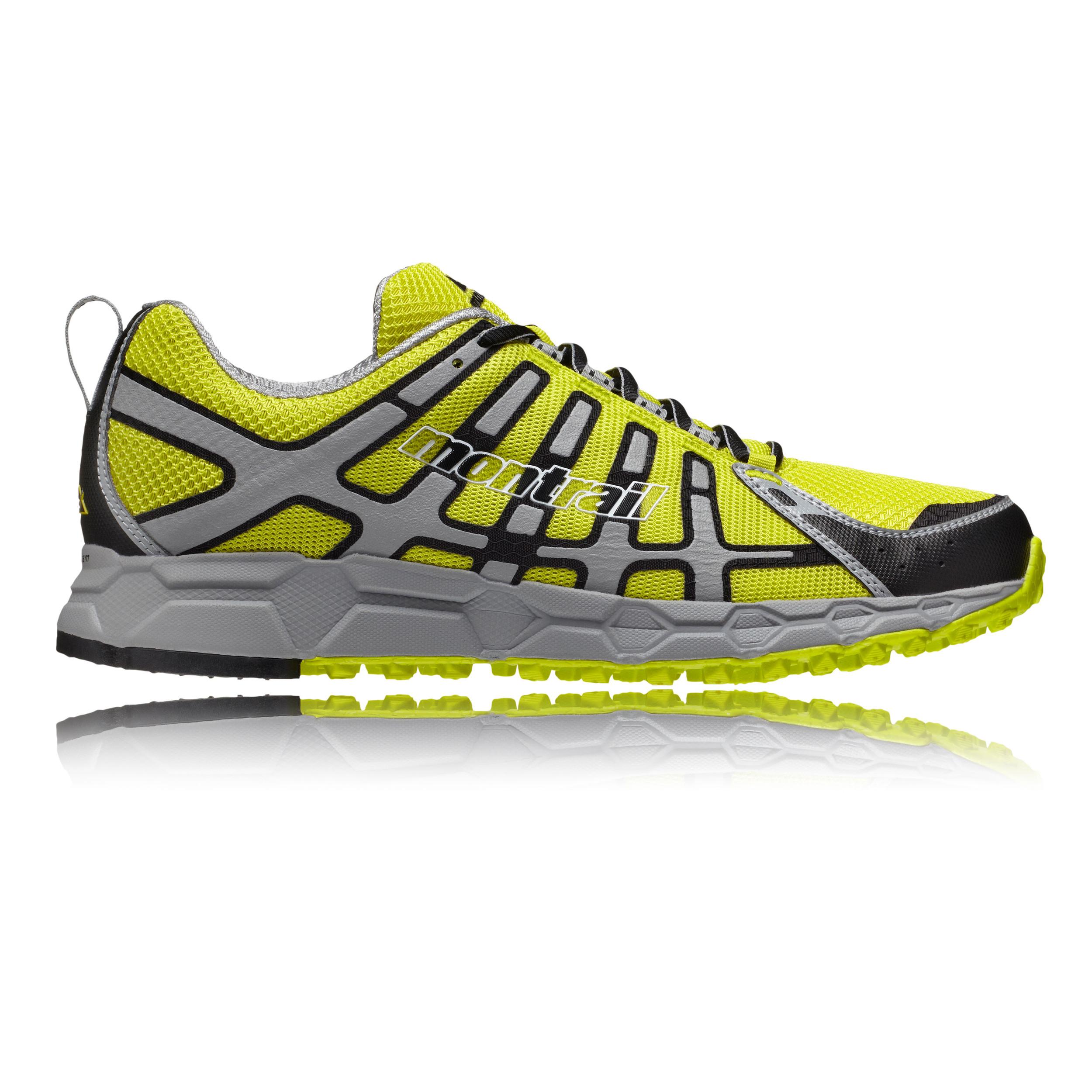 Montrail-Bajada-II-Mens-Green-Trail-Running-Sports-