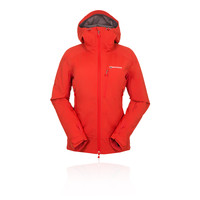Montane Mens Pac Plus Jacket Top Red Sports Outdoors Full Zip Hooded Warm