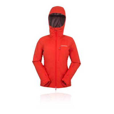 Montane Fem Windjammer para mujer Outdoor chaqueta