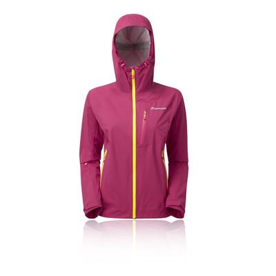 Montane Minimus chaqueta elástica para exteriores  de mujer - AW17