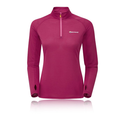 Montane Allez Micro Pull-On Women's Top - SS20