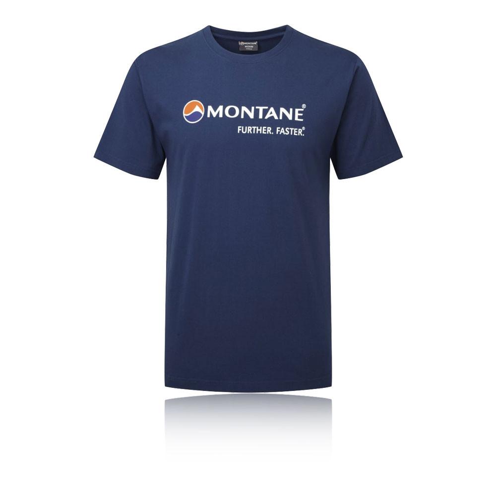 Montane Logo Running T-Shirt - SS20