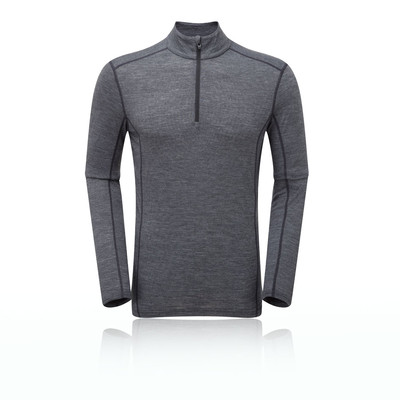 Montane Primino 140 Zip Neck Top - AW19
