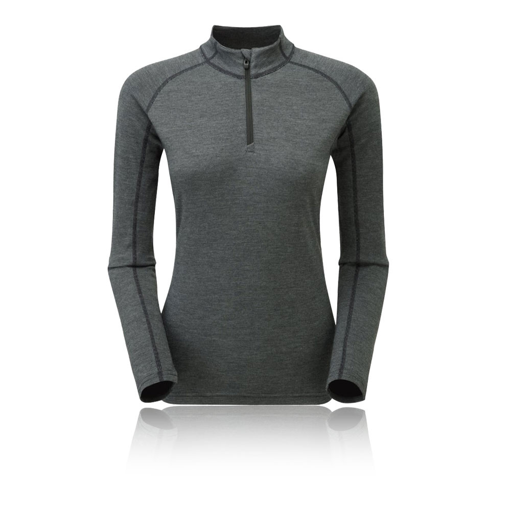 Montane Primino 220 zip per donna Neck Top - AW20