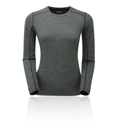 Montane Primino 140 manica lunga per donna T-Shirt - SS21