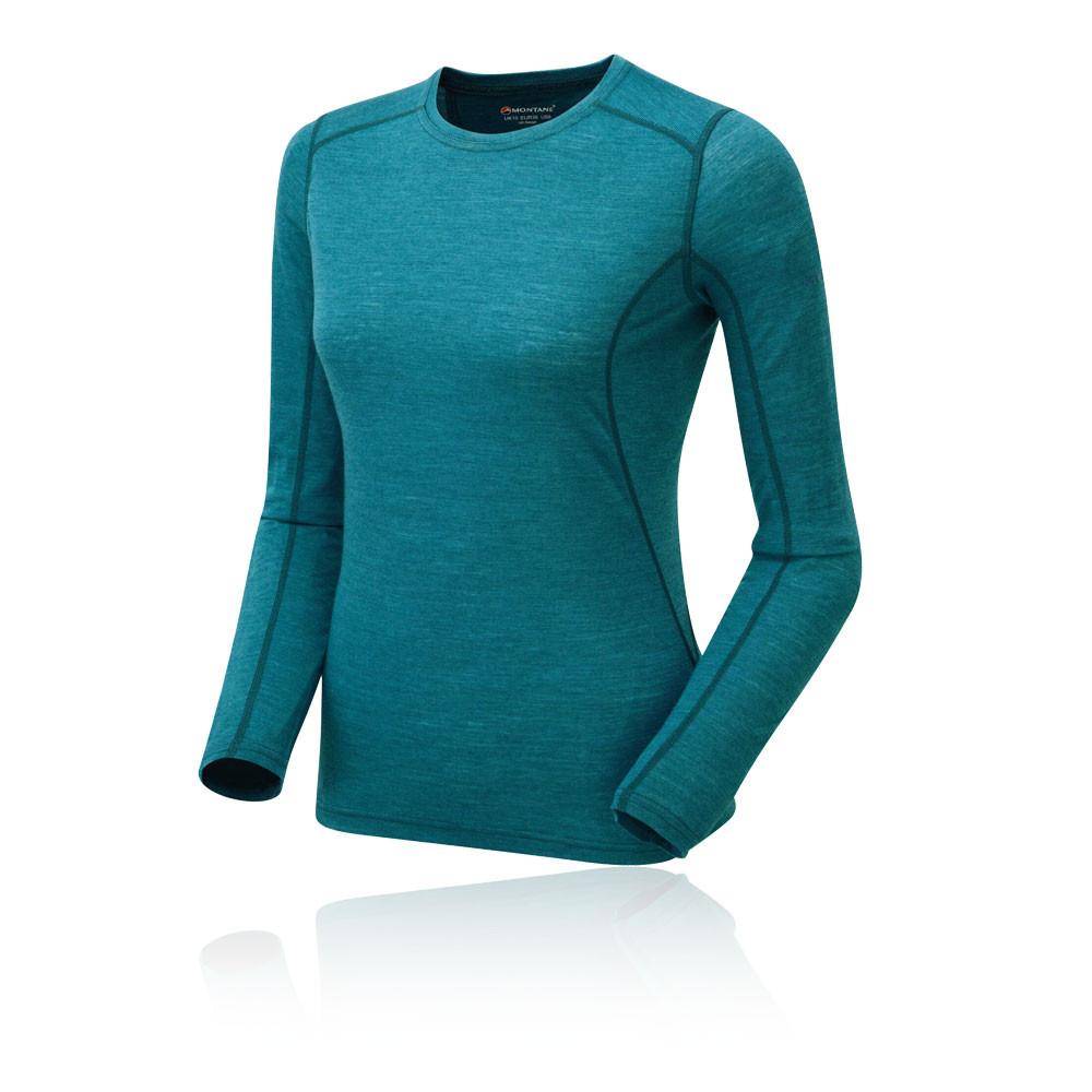 ... Montane Primino 140 Long Sleeve Women s T-Shirt - AW18 a0ebb205aeb