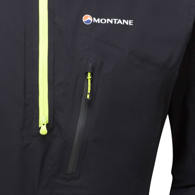 Montane VIA Minimus Stretch Ultra Half Zip Running Jacket