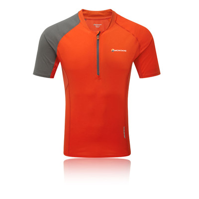Montane VIA Fang Zip T-Shirt - AW19