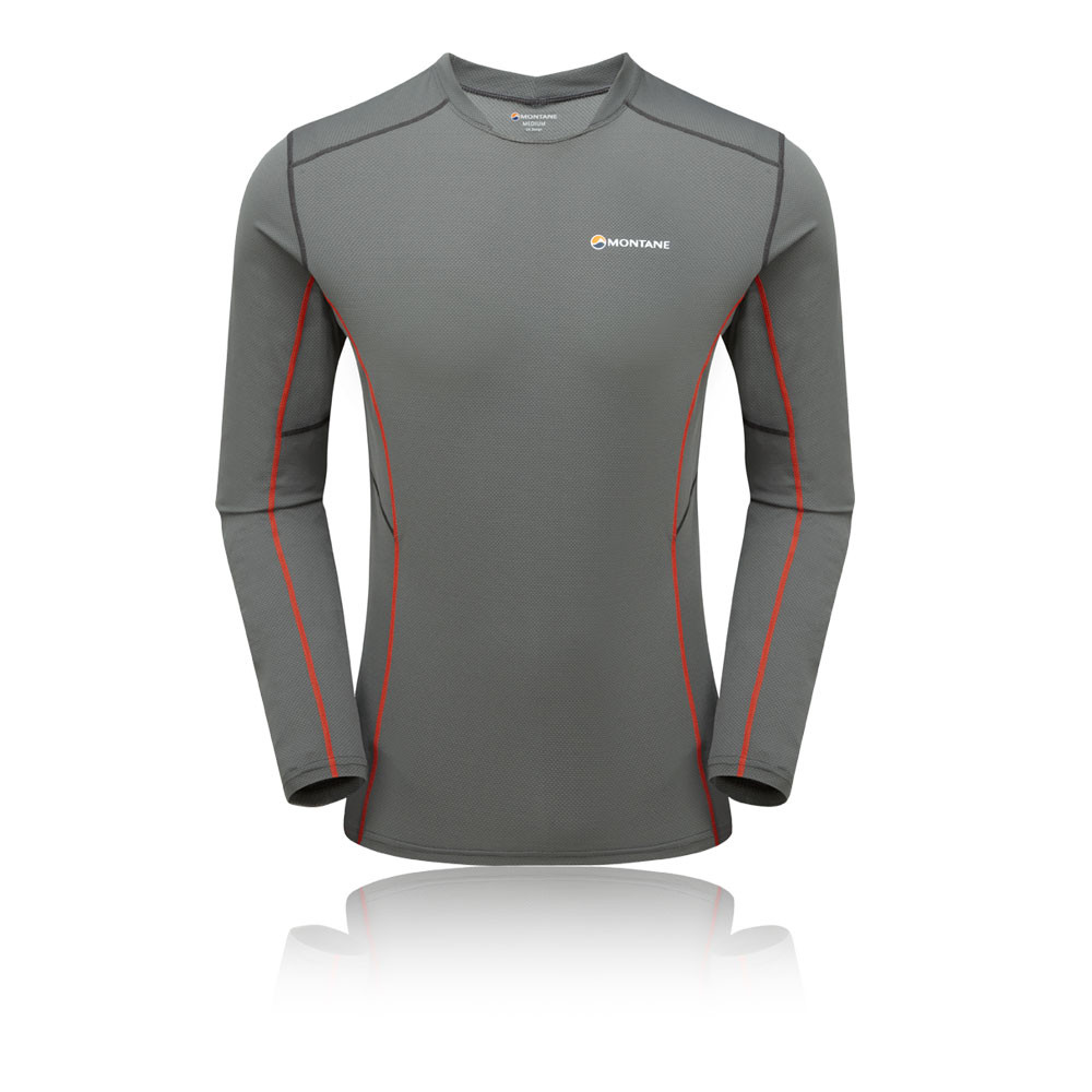 Montane VIA Razor Long Sleeve Running Top - AW20