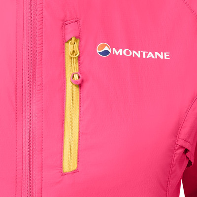 Montane VIA Featherlite Trail Women's Jacket - SS20