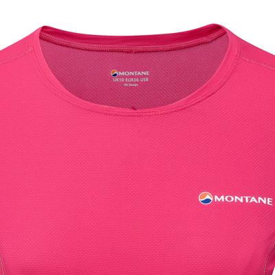 Montane VIA Claw Long Sleeve Women's Top - SS20