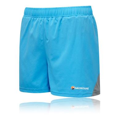 Montane VIA Claw para mujer Pantalones cortos de running - SS20