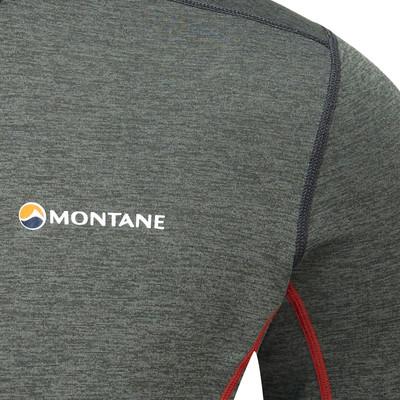 Montane Dart Zip Neck Top - AW19