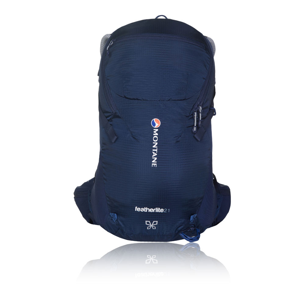 Montane Donna Featherlite 21 Blu Navy Sport All'aperto Impermeabile