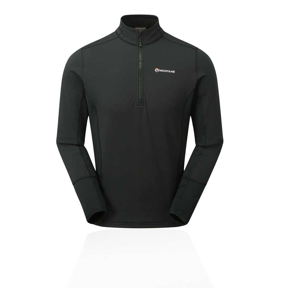 Montane Iridium Hybrid Pull-On Top - AW20