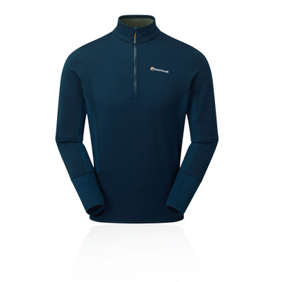 Montane Iridium Hybrid Pull-On Top - AW19