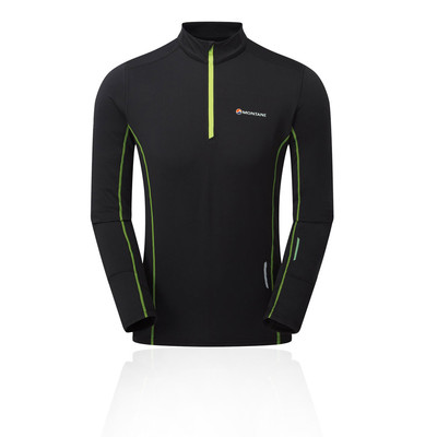 Montane VIA Dragon Pull-On Running Top - AW20