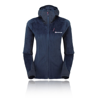 Montane para mujer Wolf Hooded chaqueta - AW19