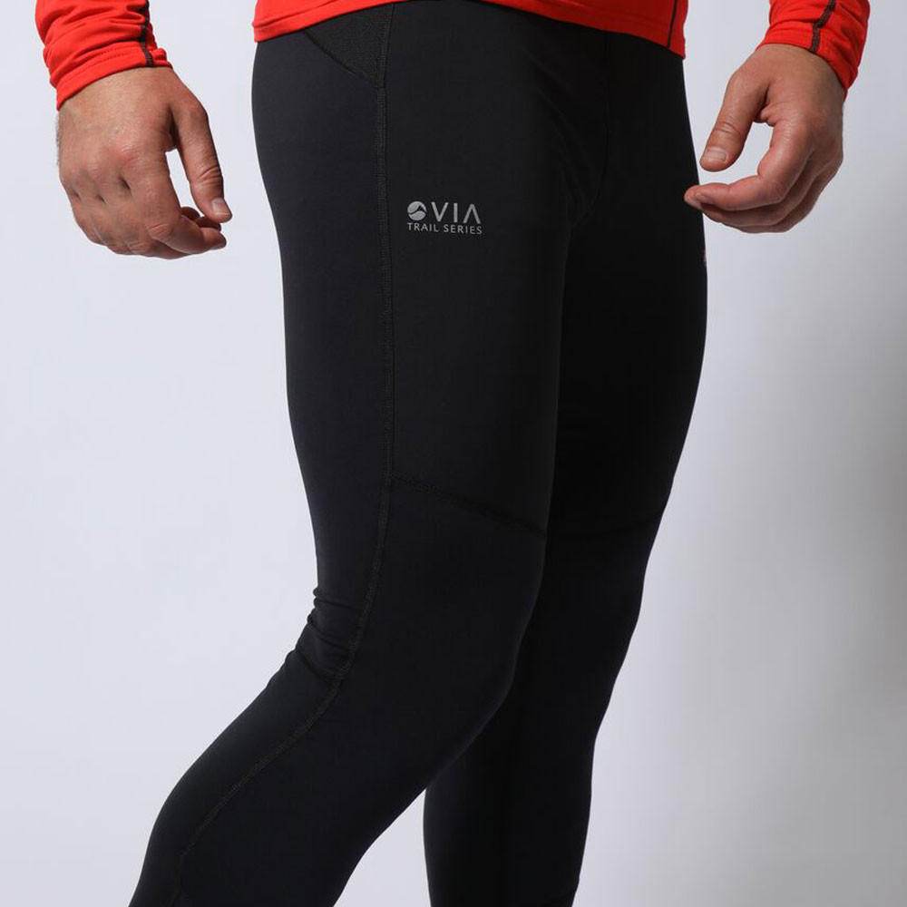 8625c3809a8e6 Add the Montane Trail Series Thermal Tights to your mountain running  collection for ultimate comfort and warmth; for a thermal tight that works  to give you ...