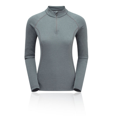 Montane Dart Women's Zip Neck Top - SS20