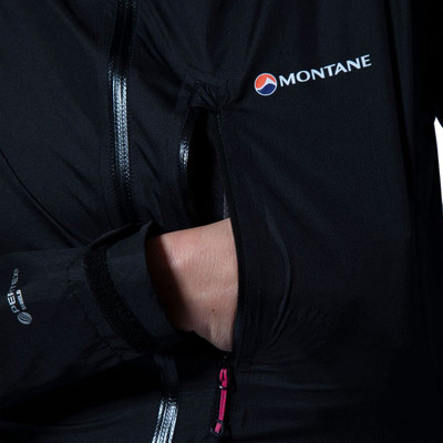 Montane Minimus para mujer impermeable Outdoor chaqueta - SS20