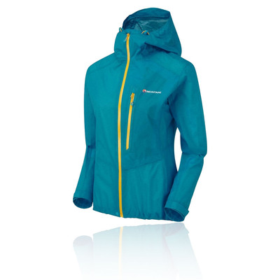 Montane Minimus para mujer impermeable Outdoor chaqueta - AW19