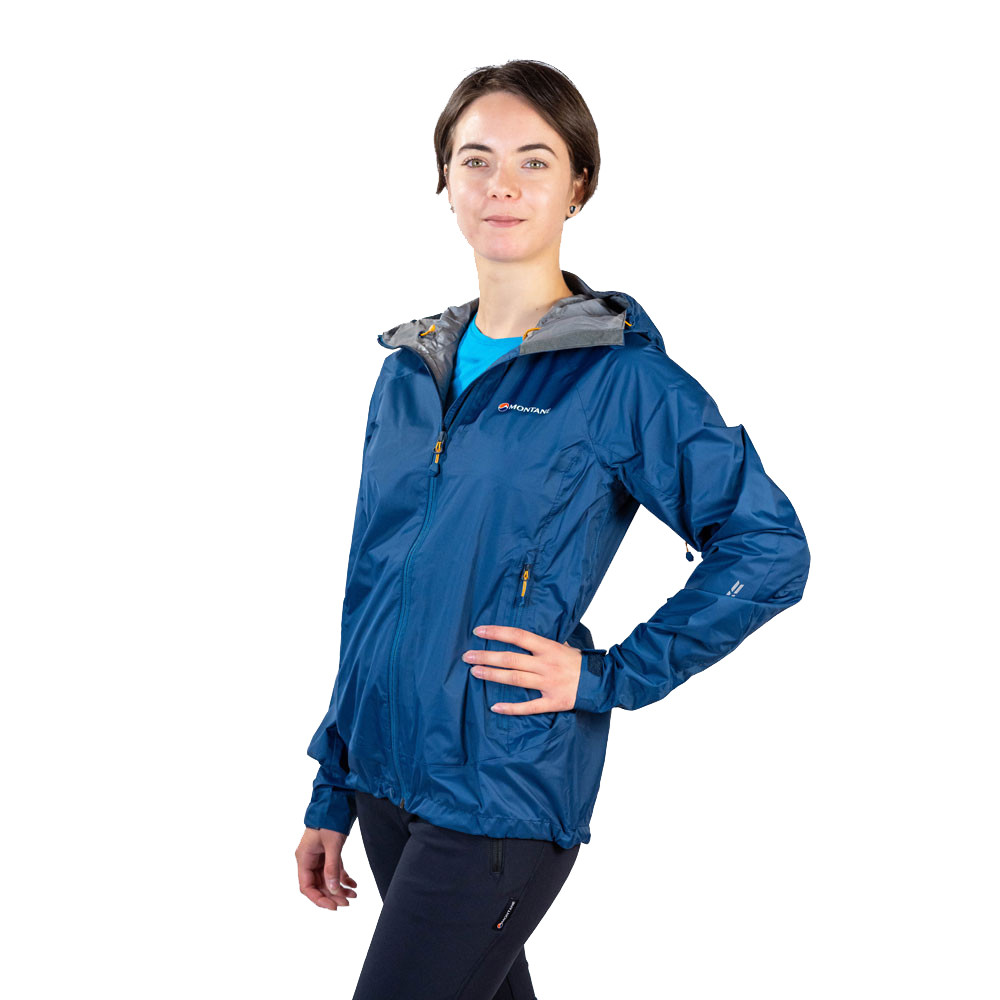 Montane Atomic para mujer Outdoor chaqueta - SS20
