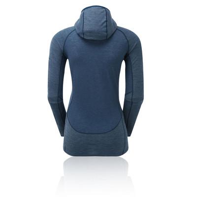 Montane Primino Hybrid Long Sleeve Women's Hoodie - AW19