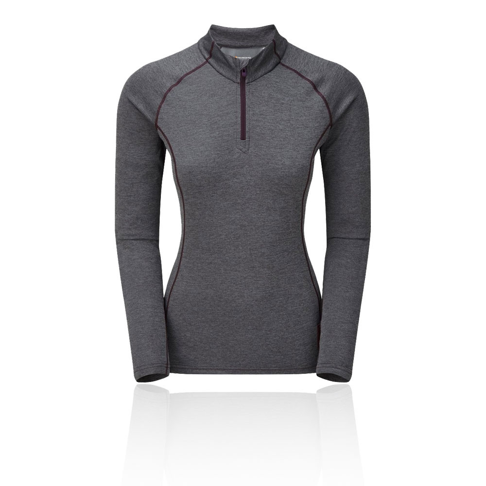 Montane Dart Zip-Neck Women's Top - SS21