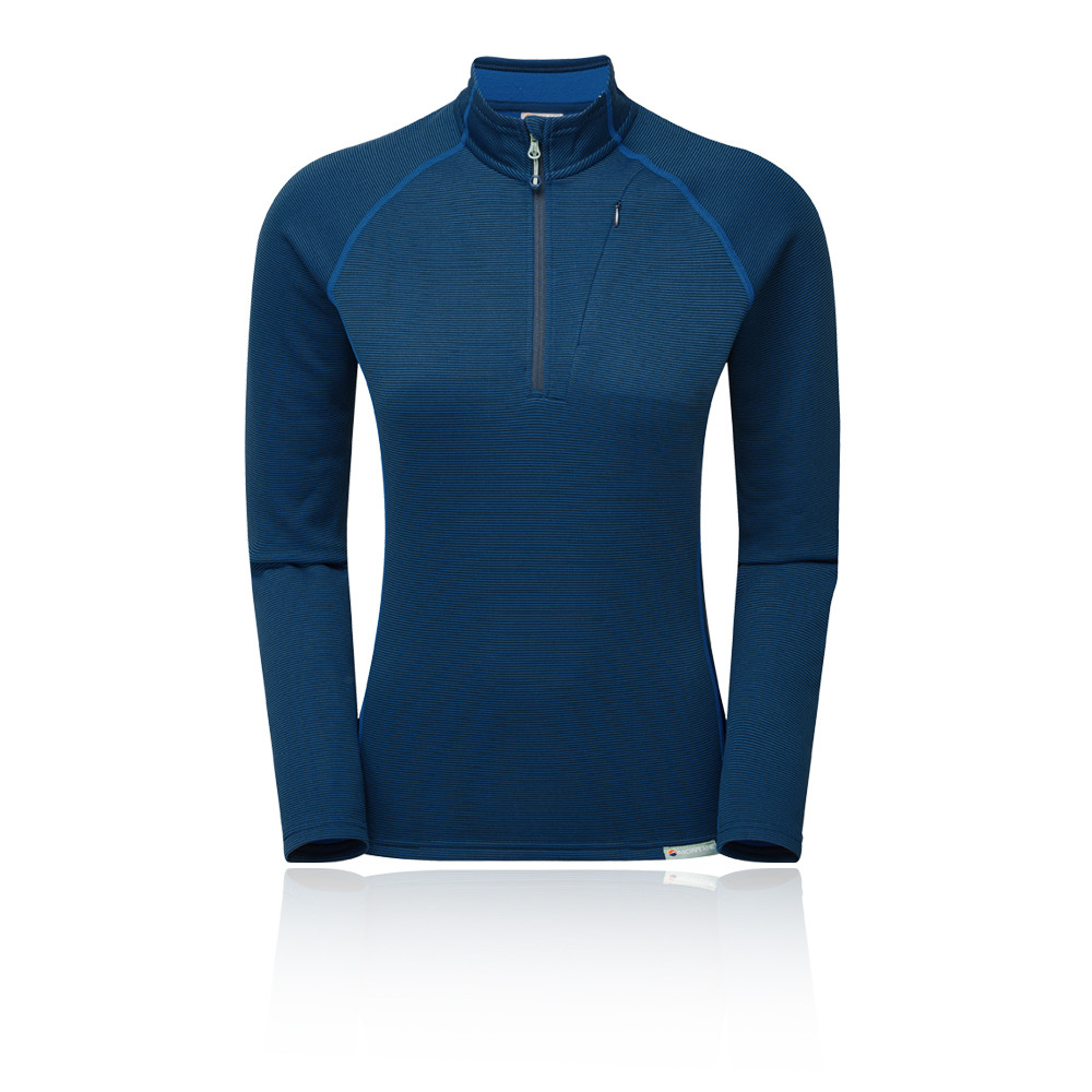 Montane Long Sleeve Half Zip Isotope Women's Pull-On
