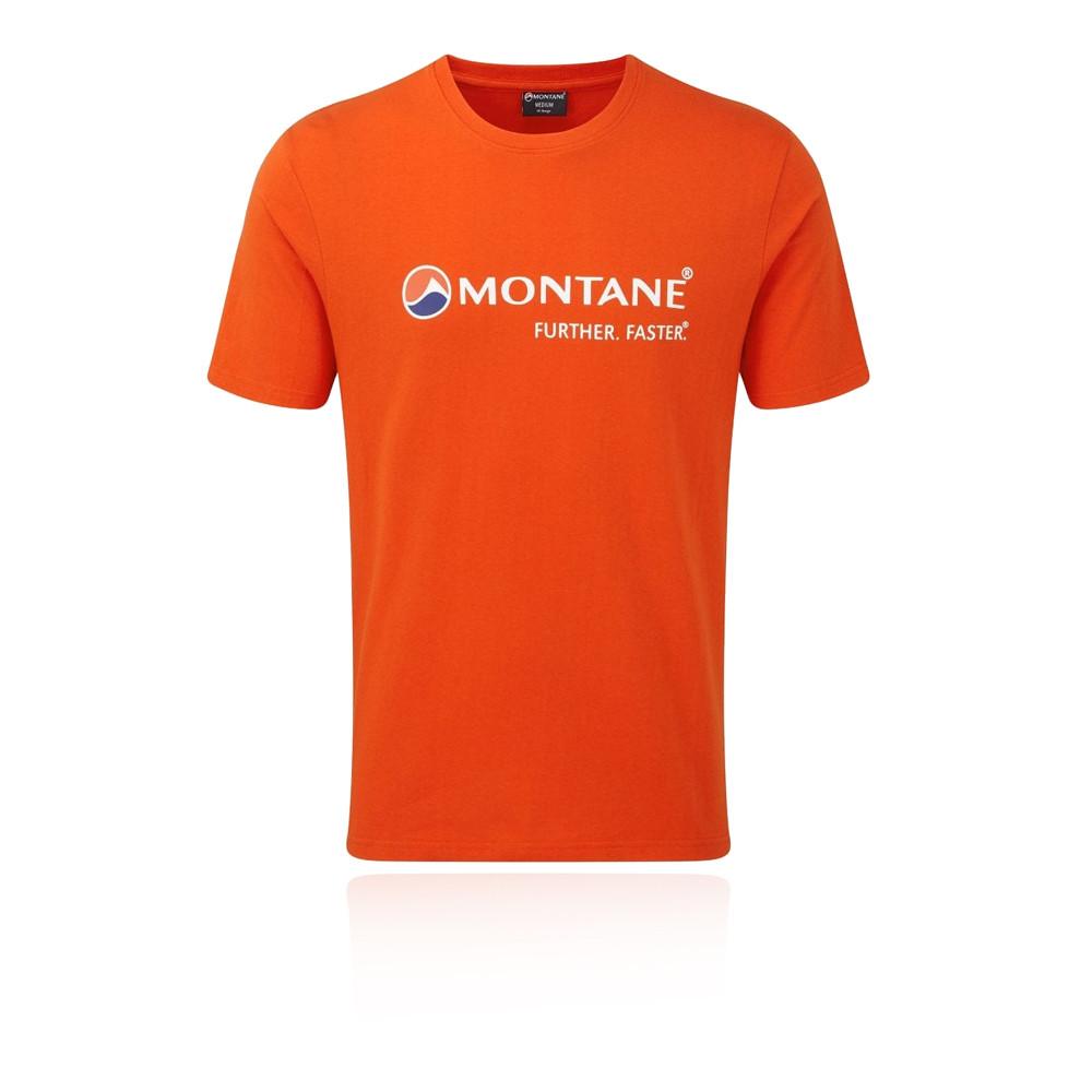 Montane Logo Lauf-T-Shirt