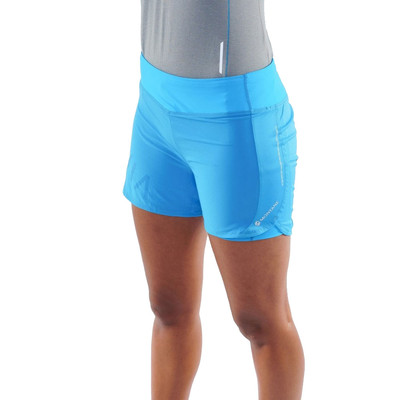 Montane VIA Katla Twin Skin para mujer pantalones cortos - AW21