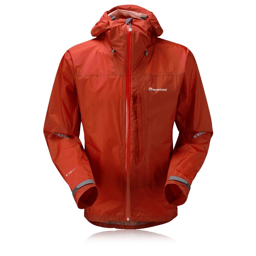 Montane Minimus Waterproof Outdoor Jacket - AW17 | SportsShoes.com