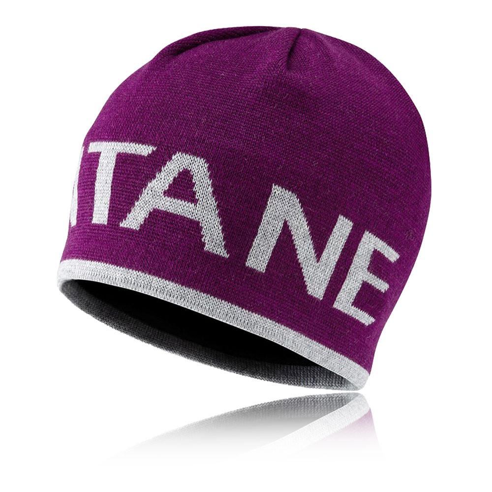 Montane Classic Mens Womens Purple Outdoors Winter Warm Sports Beanie Hat 1b19f8e1acb