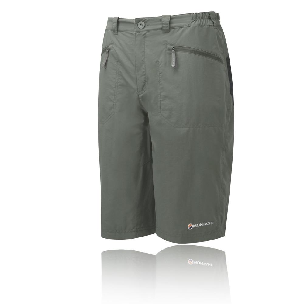Montane Terra Mojo Uomo TACTEL Outdoor Campeggio Sport Shorts Pantaloni