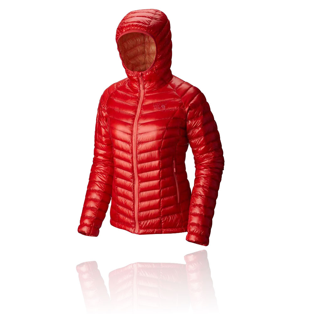mountain hardwear ghost whisperer damen jacke daunenjacke winterjacke rot ebay. Black Bedroom Furniture Sets. Home Design Ideas