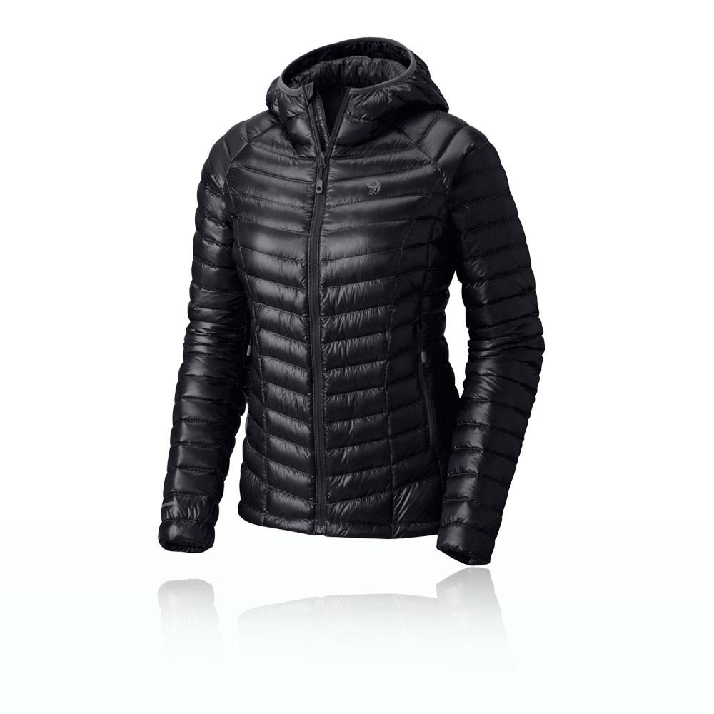 Mountain Hardwear Ghost Whisperer Women's Hooded Down Jacket - SS19