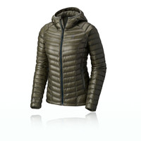 Mountain Hardwear Ghost Whisperer Women's Hooded Down Jacket - SS18