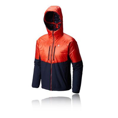 Mountain Hardwear Kor Strata Alpine Hooded Jacket