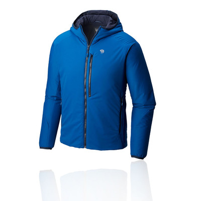 Mountain Hardwear Kor Strata Hooded chaqueta - SS19
