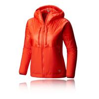 Mountain Hardwear Kor Strata Alpine para mujer Hooded chaqueta - AW18