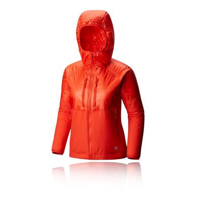 Mountain Hardwear Kor Strata Alpine Women's Hooded Jacket