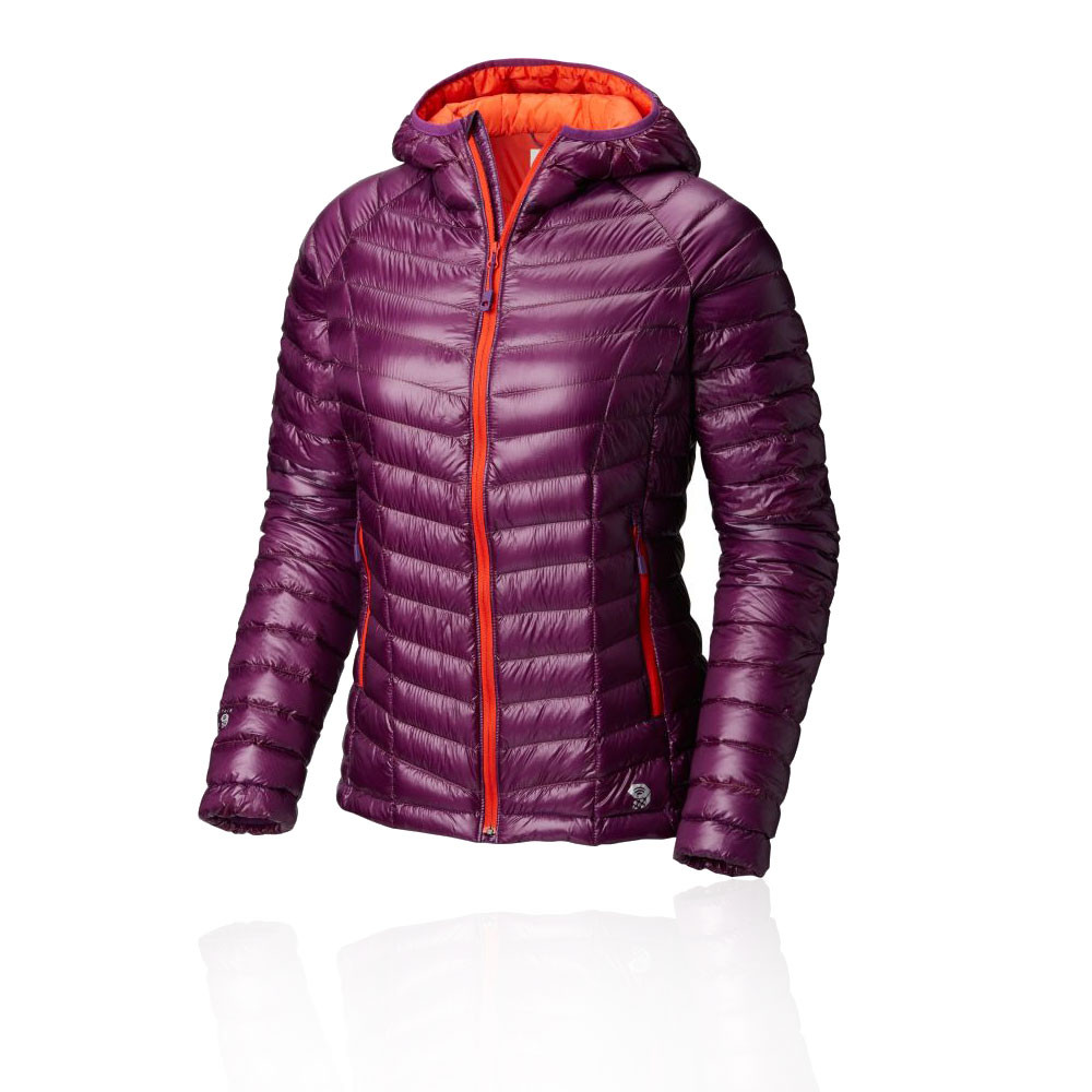 Mountain Hardwear Ghost Whisperer Hooded Down para mujer  chaqueta - SS19