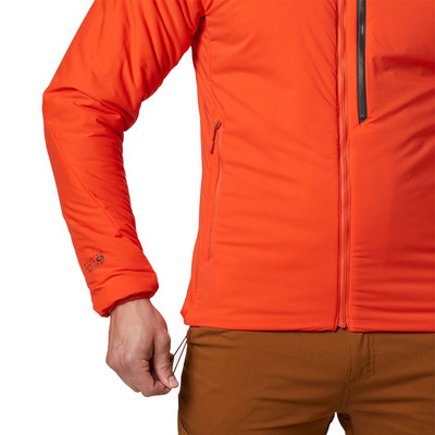 Mountain Hardwear Kor Strata Hooded chaqueta
