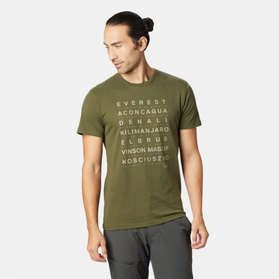 Mountain Hardwear Seven Summits T-Shirt - SS19